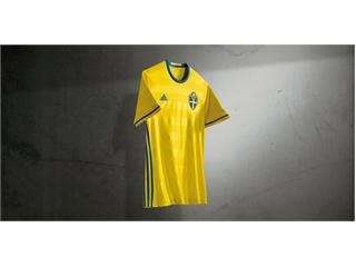 Echipa națională a Suediei dezvăluie noul tricou care va fi purtat in meciul din play-off împotriva Danemarcei