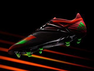 adidas presenta las nuevas botas Messi15 que Leo Messi estrenará en El Clásico