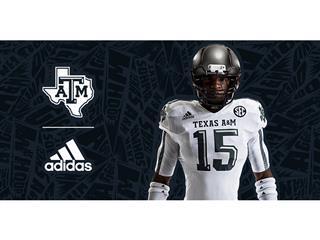 TexasA&M adidas AggieIce Front