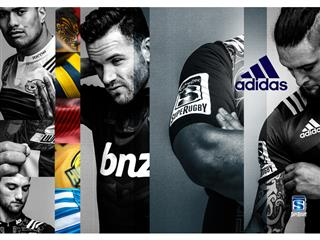 'Born of this land' – adidas unveils iconic jerseys for 2016 Investec Super Rugby season