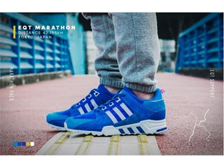 adidas Originals releases the 'Marathon Series' | Tokyo EQT Support 93