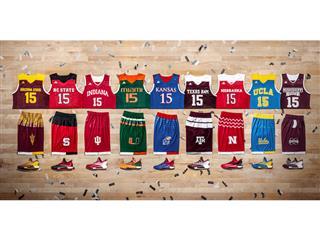 adidas Unveils School Pride Basketball Uniforms For 2016 NCAA Postseason