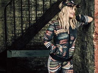 Rita Ora w świetle reflektorów
