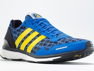 adidas Unveils 2016 Boston Marathon(r) Edition of adizero Adios 3