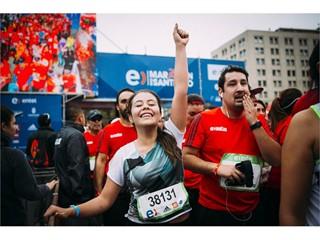 Boost Girls Maratón de Santiago Chile 31