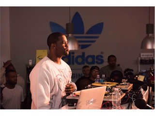 adidas Originals Hosts Album Listening Event | A$AP Ferg 'Always Strive And Prosper'
