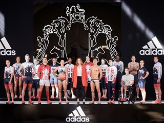Team GB and ParalympicsGB on Track for Success in Style at Rio 2016  with New Kit by adidas and Stella McCartney