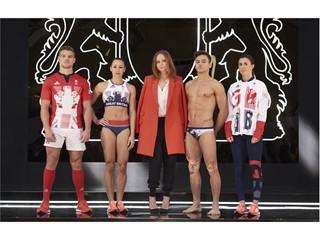 Image 4 - (L to R) Tom Mitchell, Jessica Ennis-Hill, Stella McCartney, Tom Daley, Olivia Breen
