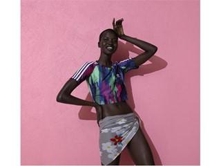 adidas Originals = PHARRELL WILLIAMS /// 'Pink Beach' Drop Two
