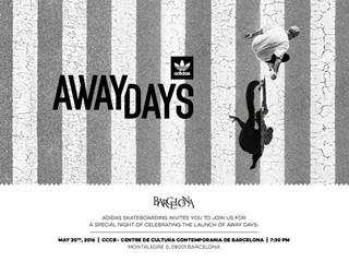 adidas Skateboarding Presenta 'Away Days', el Primer Largometraje de la Marca
