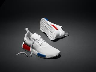 adidas Originals White NMD_R1