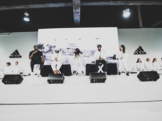 adidas Introduces New Athletics Category at Star-Studded Event in NYC