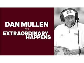 PODCAST: Mississippi State Football Coach Dan Mullen joins adidas Group's Mark King