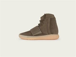 Yeezy Boost 750 light brown (5)