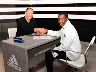 Virtual Meets Real World as adidas Turns Gaming Skills into a Professional Contract Experience