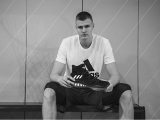Kristaps Porzingis Joins adidas Basketball