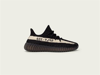 KANYE WEST + adidas Originals YEEZY BOOST 350 V2 Core Black / Core White