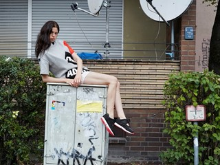Juergen Teller'ın Fotoğraflarıyla adidas Originals EQT SS17 Lookbook