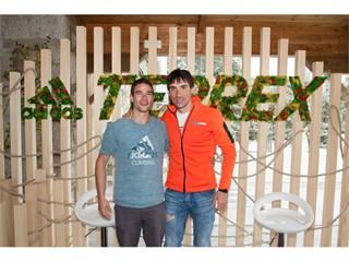 adidas TERREX presentó sus novedades para la temporada Primavera-Verano 2017 junto con Luis Alberto Hernando y Beto Rocasolano