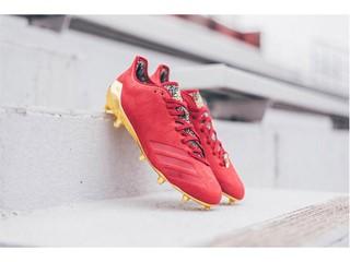 adidas Football Sundays Best Paisley Red 1