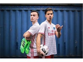 """Straßenfußball zwischen Seecontainern: adidas und HSV präsentieren """"THE DOCK"""""""