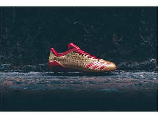 "adidas Football adizero 5-Star 6.0 ""Gold Pack"" Red 2"