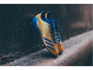 "adidas Football adizero 5-Star 6.0 ""Gold Pack"" Royal Blue 1"