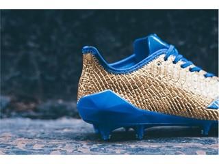 "adidas Football adizero 5-Star 6.0 ""Gold Pack"" Royal Blue 3"