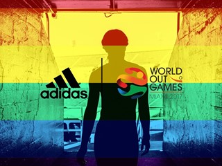 adidas Teams with World Out Games