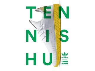 adidas Originals = PHARRELL WILLIAMS Tennis HU Icons