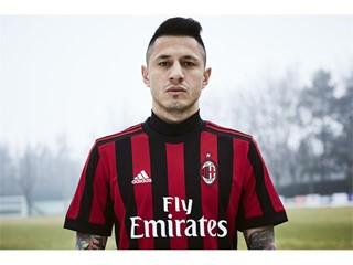 adidas revela uniforme do AC Milan para 2017/18