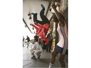 adidas Originals запускает кампанию No Time to Think, посвященную культовой модели Campus