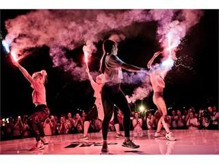 Taneczny trening adidas Women #HereToCreate w festiwalowym klimacie
