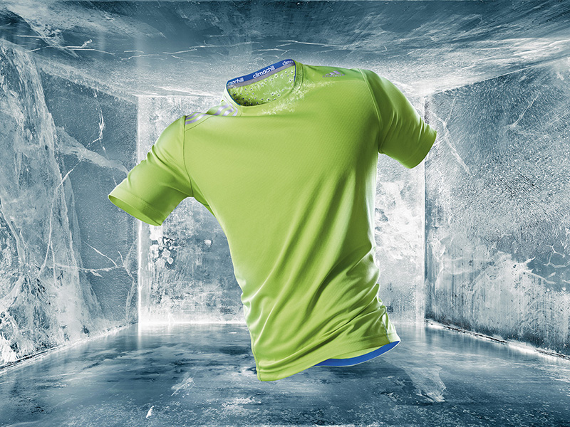 Mens Top with Ice