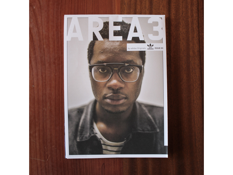 AREA3 Broadsheet Issue 3 2