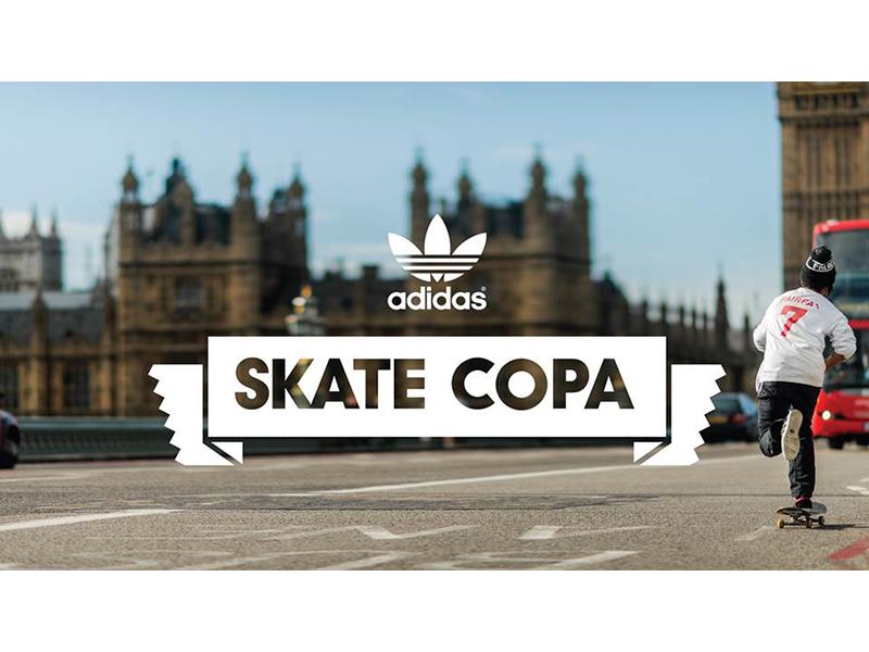 adidas Skateboarding presents the Skate Copa video