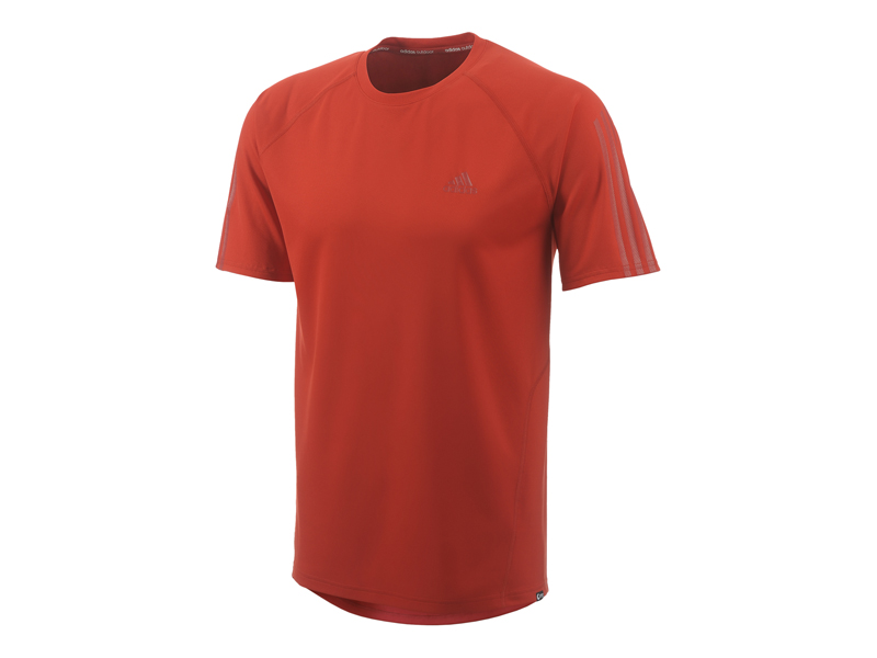 adidas Outdoor Terrex Swift Drydye Tee lightscarlet
