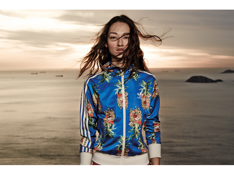 Farm SS14 adidas Originals 1