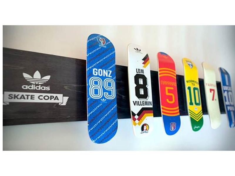 adidas Skate Copa Decks