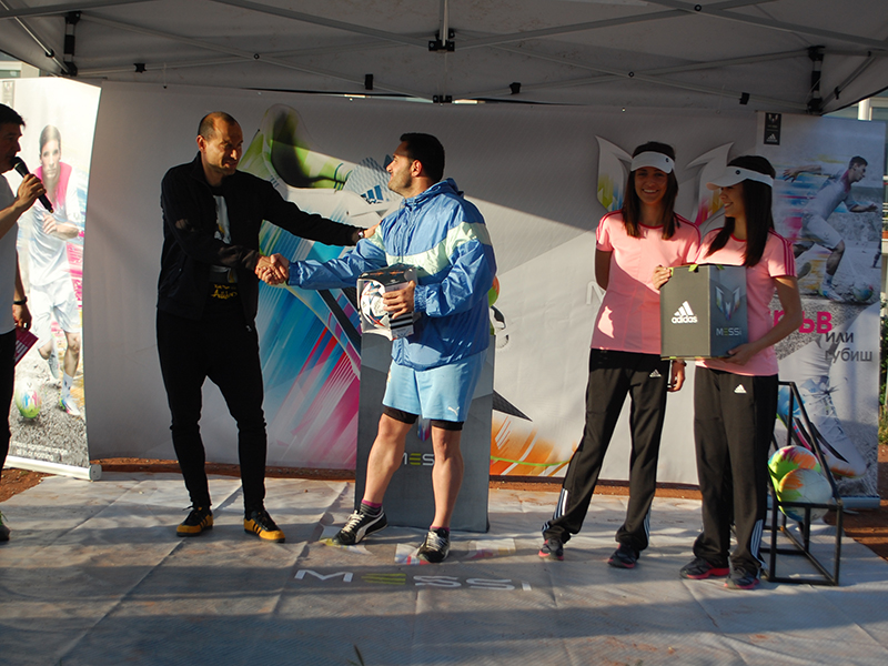 adidas challenge prize 2
