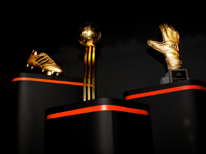 adidas AION Golden BootGloveBall