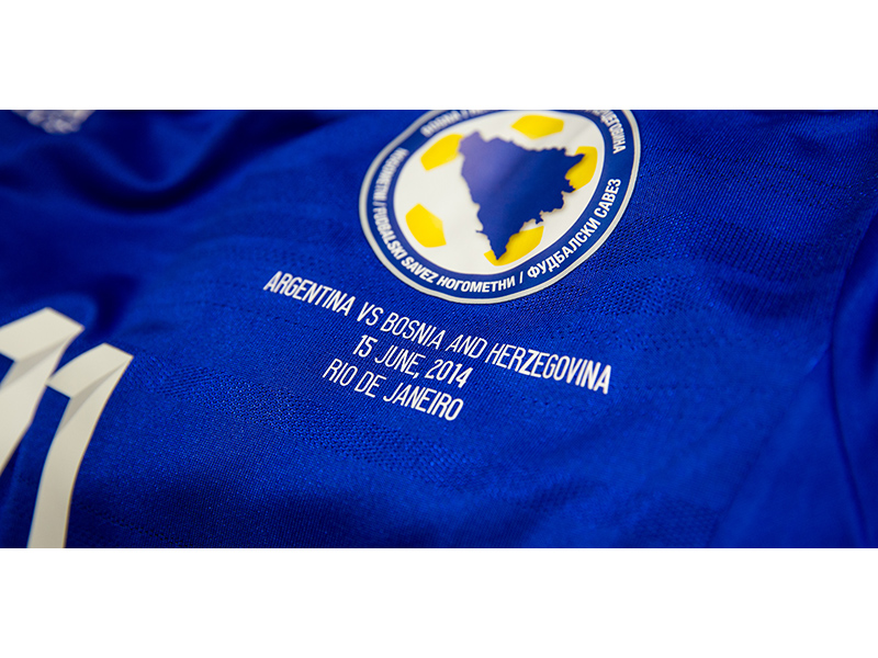 Personalised Kit Bosnia 19