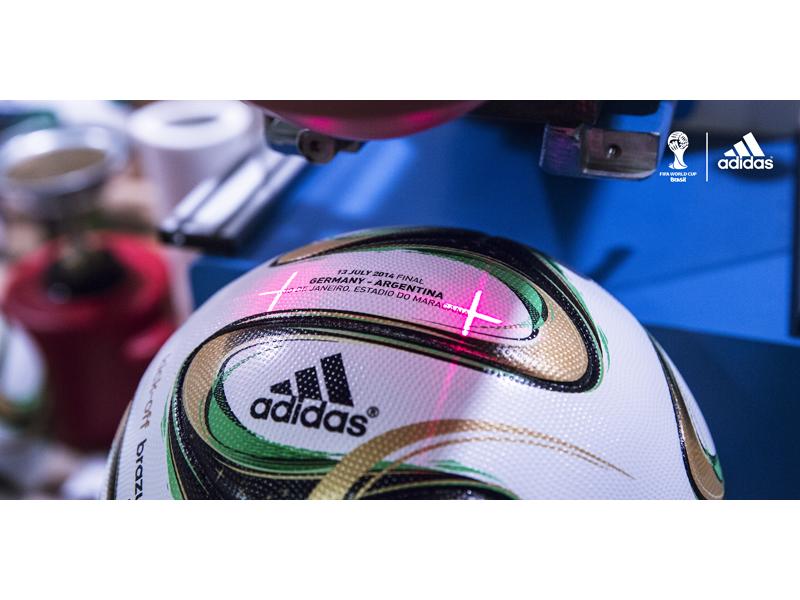 adidas este brandul cu cea mai mare notorietate în timpul Cupei Mondiale 2014 din Brazilia