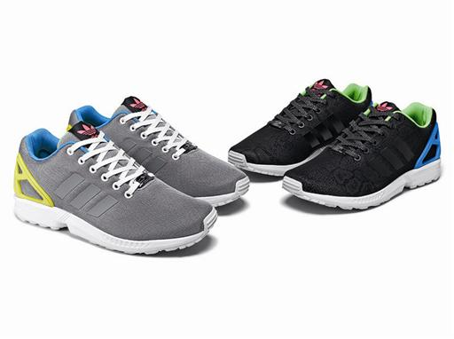 ZX Flux adidas Originals Reflective Snake 03
