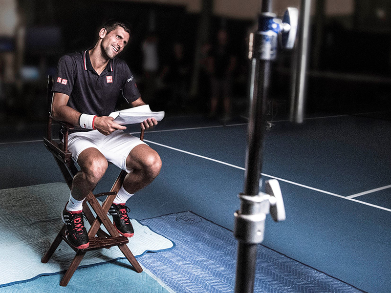 Novak #smashthesilence