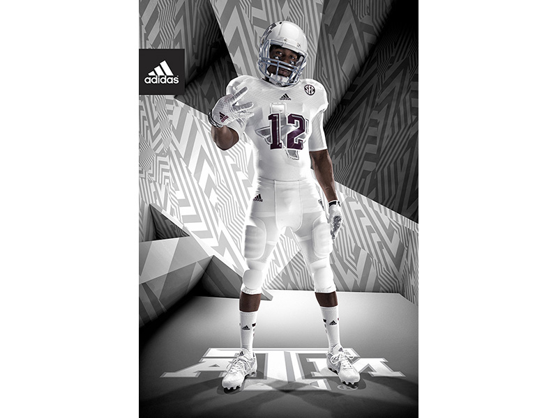 adidas Texas A&M #IcedOut
