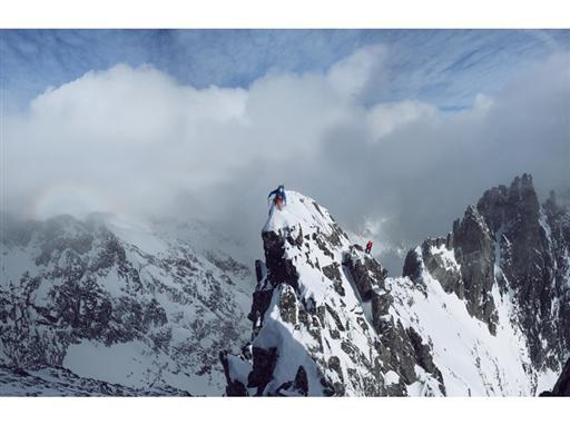 Mountaineering in High Tatras 22