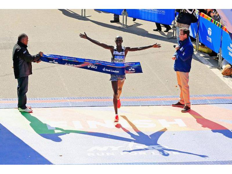 adizero Adios BOOST™ wygrywa największy maraton świata!