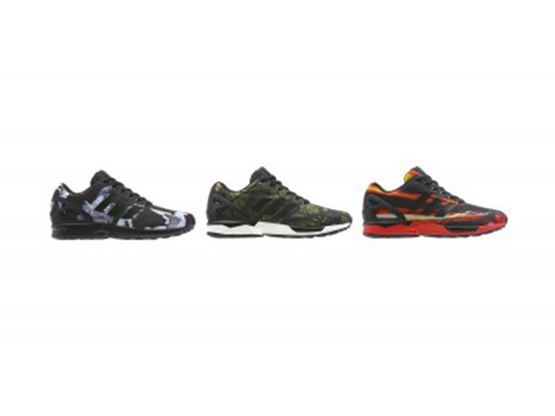 ZX FLUX WINTER PRINT PACK 1