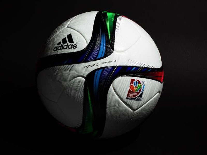 adidas Unveils Official Match Ball for 2015 Women's World Cup 1